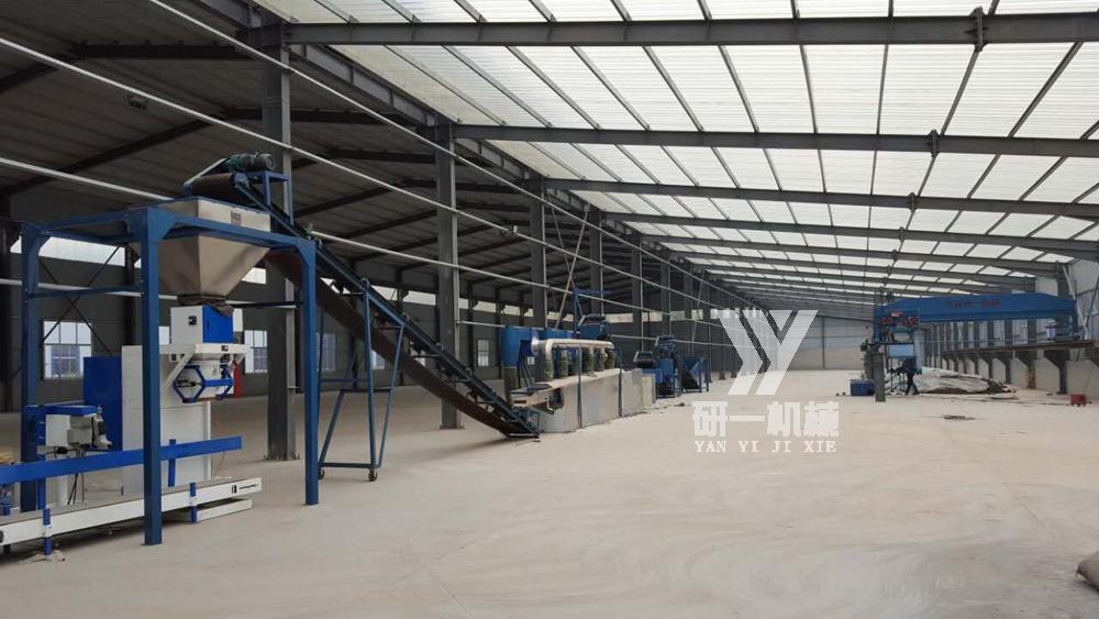 中(zhong)大型有機肥設備